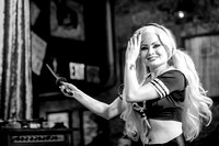 2014-09-13 Burlesque Beauties at Three Links (Falkner Wedding)